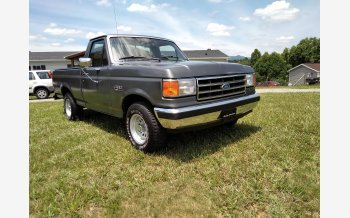 1987 Ford F150 2WD Regular Cab for sale 101541545