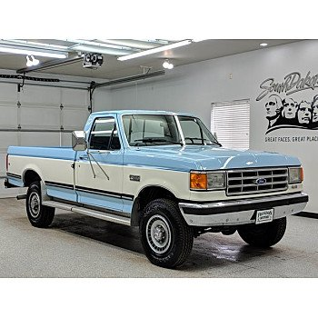 1987 Ford F250 4x4 Regular Cab for sale 101074737