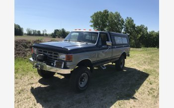 1987 Ford F250 4x4 Regular Cab for sale 101166175