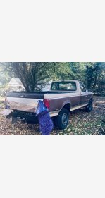 1987 Ford F250 4x4 Regular Cab for sale 101289525