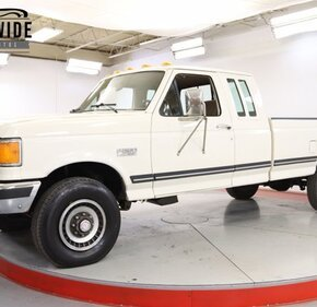 1987 Ford F250 4x4 SuperCab for sale 101415251