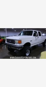 1987 Ford F350 4x4 Crew Cab for sale 101201900