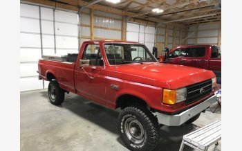 1987 Ford F350 4x4 Regular Cab for sale 101565397