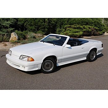 1987 Ford Mustang LX V8 Coupe for sale 100722304