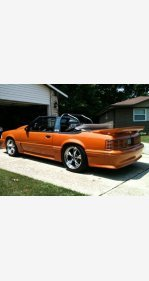 1987 Ford Mustang Convertible for sale 100968823