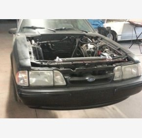 1987 Ford Mustang GT Hatchback for sale 101049075