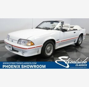 1987 Ford Mustang GT Convertible for sale 101299811