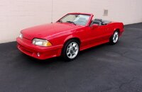 1987 Ford Mustang LX Convertible for sale 101358719