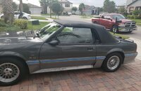 1987 Ford Mustang GT Convertible for sale 101388863