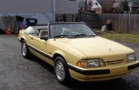 1987 Ford Mustang LX V8 Convertible for sale 101471817