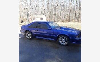 1987 Ford Mustang GT Hatchback for sale 101491452
