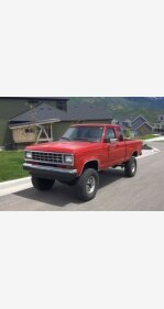 1987 Ford Ranger 4x4 SuperCab for sale 101179956