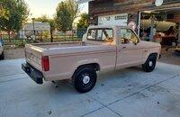 1987 Ford Ranger 2WD Regular Cab for sale 101240190