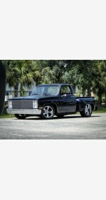 1987 GMC Sierra 1500 2WD Regular Cab for sale 101164050