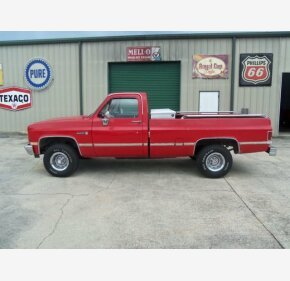1987 GMC Sierra 1500 4x4 Regular Cab for sale 101183157