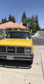 1987 GMC Sierra 1500 2WD Regular Cab for sale 101333759
