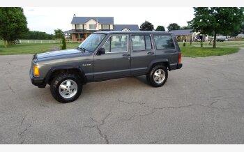 1987 Jeep Cherokee 4WD 4-Door for sale 101526007