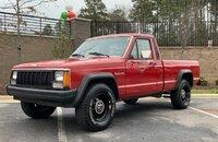 1987 Jeep Comanche 2WD for sale 101435828