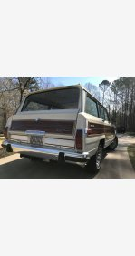 1987 Jeep Grand Wagoneer for sale 101189623