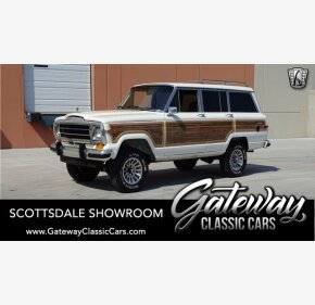 1987 Jeep Grand Wagoneer for sale 101354317
