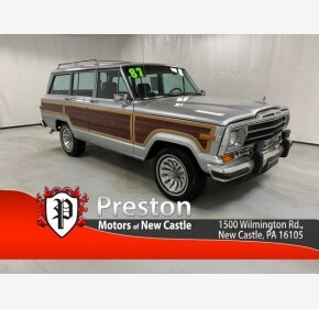 1987 Jeep Grand Wagoneer for sale 101452661