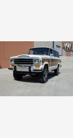 1987 Jeep Grand Wagoneer for sale 101461478