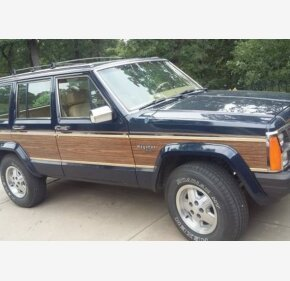 1987 Jeep Wagoneer for sale 101027577