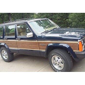 1987 Jeep Wagoneer for sale 101027577