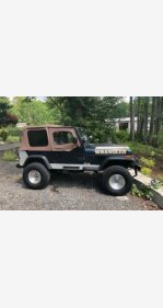 1987 Jeep Wrangler 4WD Sport for sale 101216374