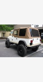1987 Jeep Wrangler for sale 101338072