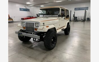 1987 Jeep Wrangler for sale 101392772