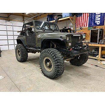 1987 Jeep Wrangler for sale 101587274