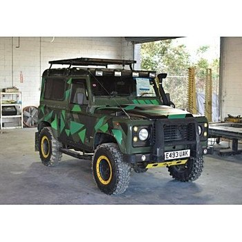 1987 Land Rover Defender for sale 100986582