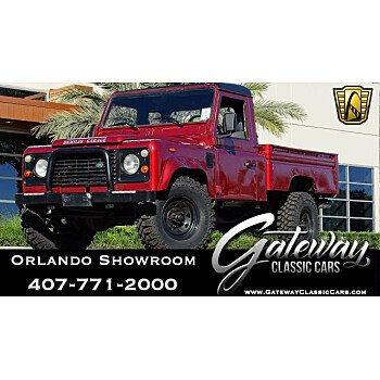 1987 Land Rover Defender for sale 101051941