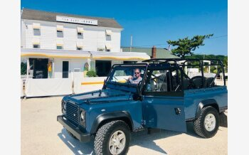 1987 Land Rover Defender 110 for sale 101207231