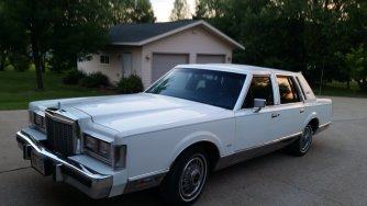 1987 Lincoln Town Car Classics For Sale Classics On Autotrader
