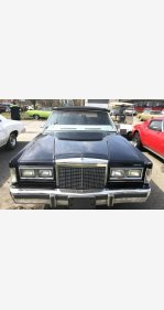 1987 Lincoln Town Car for sale 101185602