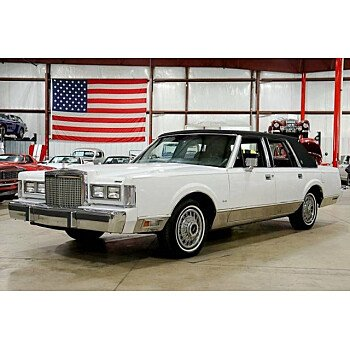 1987 Lincoln Town Car Signature for sale 101213063