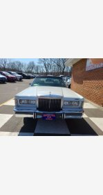 1987 Lincoln Town Car for sale 101472699
