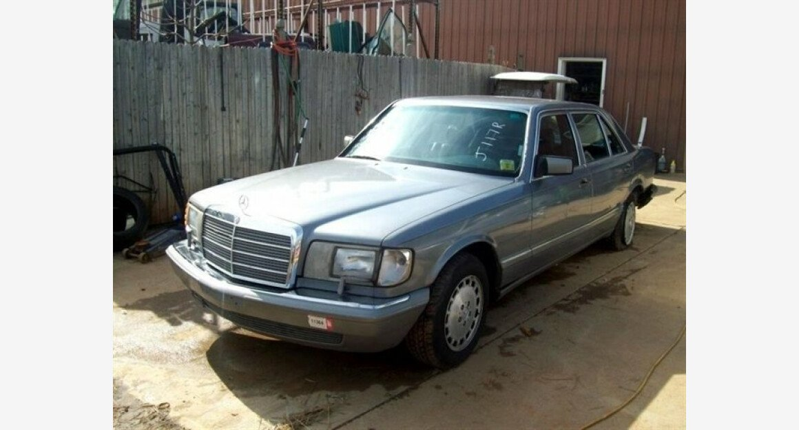 1987 Mercedes-Benz 420SEL for sale 100749669