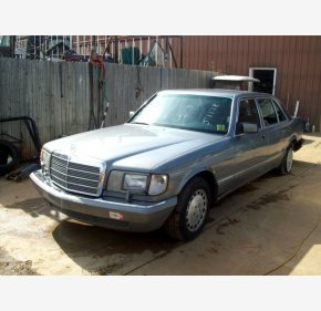 1987 Mercedes-Benz 420SEL for sale 100292545
