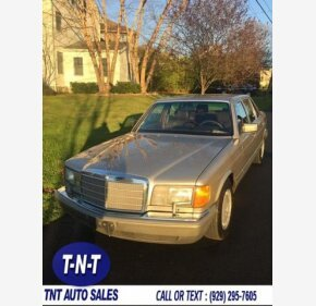 1987 Mercedes-Benz 420SEL for sale 101416119