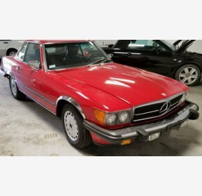 1987 Mercedes-Benz 500SL for sale 101006834