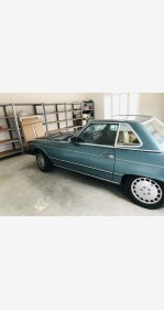 1987 Mercedes-Benz 500SL for sale 101087845