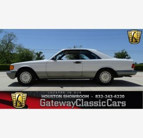 1987 Mercedes-Benz 560SEC for sale 101013327