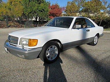 1987 Mercedes-Benz 560SEC for sale 101407127