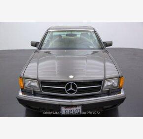 1987 Mercedes-Benz 560SEC for sale 101410362