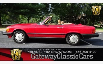 1987 Mercedes-Benz 560SL for sale 100964608