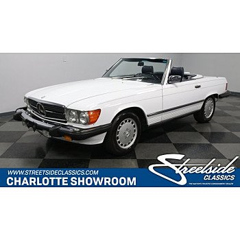 1987 Mercedes-Benz 560SL for sale 101098869