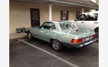 1987 Mercedes-Benz 560SL for sale 101283886